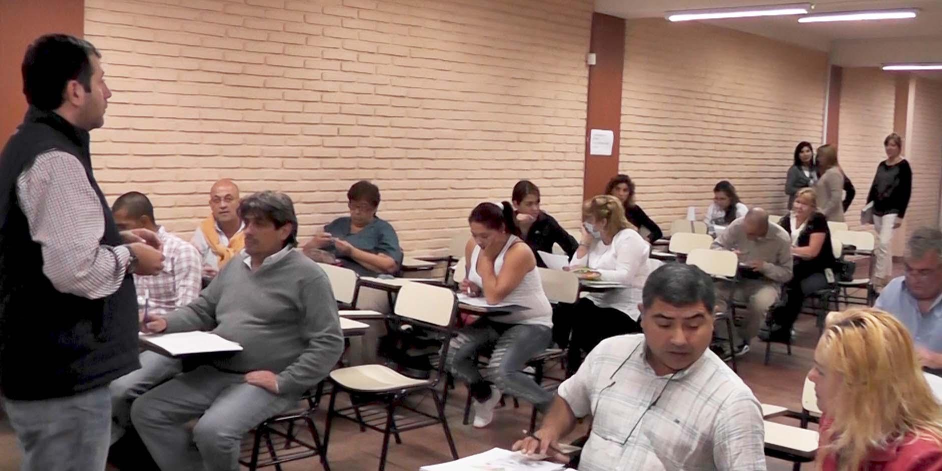 NUNCA ES TARDE CAPACITACION WEB