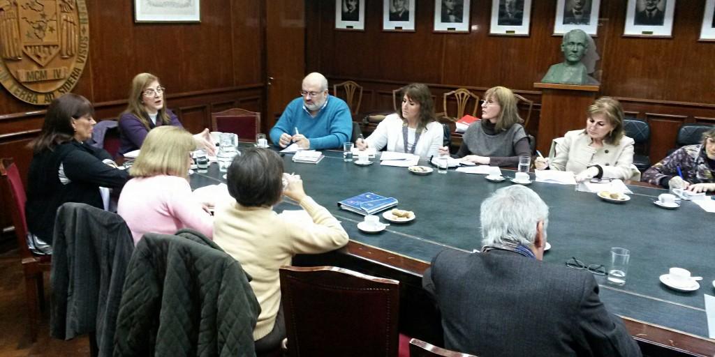 Reunión de secretarios académicos