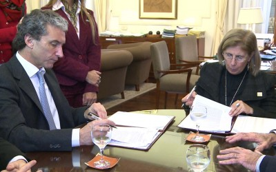 convenio con la fundación Buenos Aires
