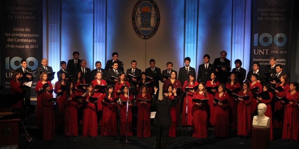 Coro Universitario-UNT José Saldías