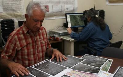 Laboratorio de Geoarqueología-UNT Luis Ferrando