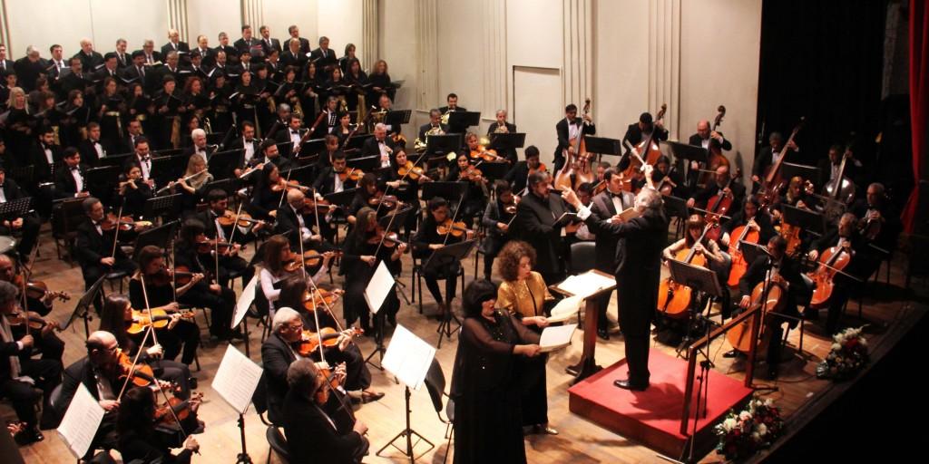 Concierto Orquesta Sinfónica en el Julio Cultural-José Saldías