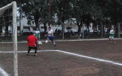 Final de Fútbol APUNT 2014
