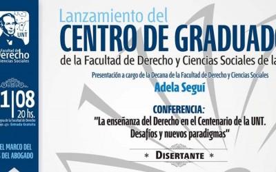 Centro de Graduados Derecho