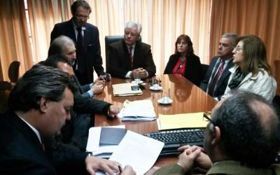Segunda reunión por la Conciliación Obligatoria - web