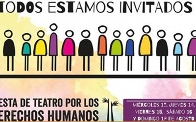 teatro por los derechos humanos