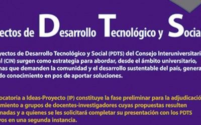 Ideas + Proyecto