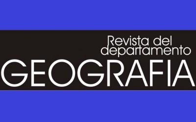 REVISTA DE GEOGRAFÍA-WEB