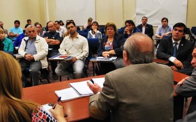 reforma del estatuto para facultades en el Centro Prebisch