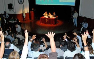 El debate por la reforma del estatuto universitario ya está en marcha.