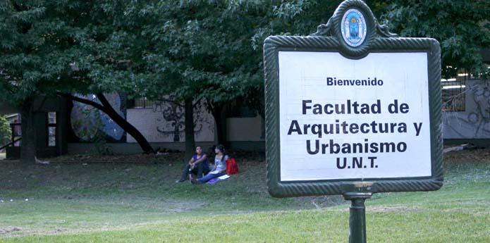 Facultad de Arquitectura cartel-web