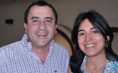Guillermo Siles y Isabel Amate Pérez-web