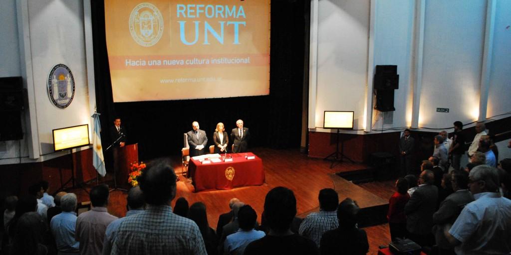 Reforma del Estatuto-UNT José Saldías