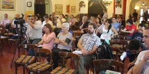 Casi un centenar de representantes de las universidades nacionales se hizo presente en el encuentro RENAU