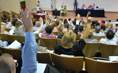 Asamblea Universitaria día 3