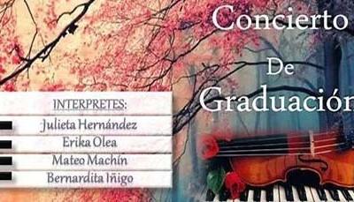 Concierto de Graduación