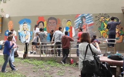 foto mural