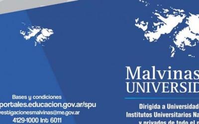 Malvinas en la Universidad-web