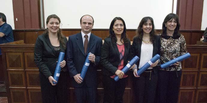 Egresados de la primera cohorte de la Especialización en Gerencia y Vinculación Tecnológica-web