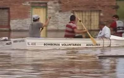 inundaciones web