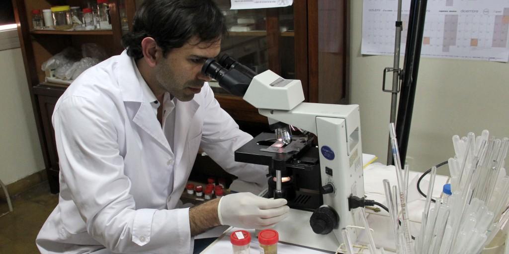 Investigador Julián Dib