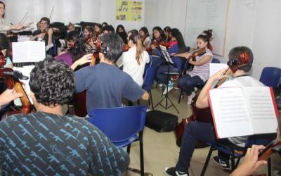 La Orquesta de Cuerdas del ISMUNT-web