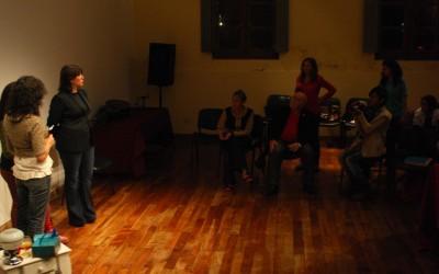 Mujeres que hacen teatro en el MUNT