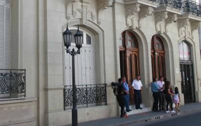 frente de facultad de derecho web
