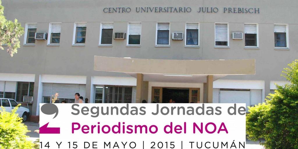 jornadas de periodismo del NOA