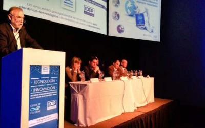 Seminario de Tecnología e Innovación organizado por el IDEP en el Hilton-web