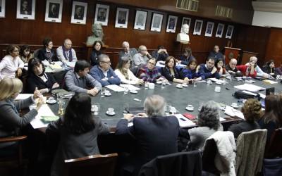 Sesión del Consejo Superior del 11 de agosto de 2015.