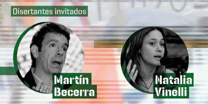 Jornadas de Comunicación, Política y Políticas de Comunicación-afiche WEB