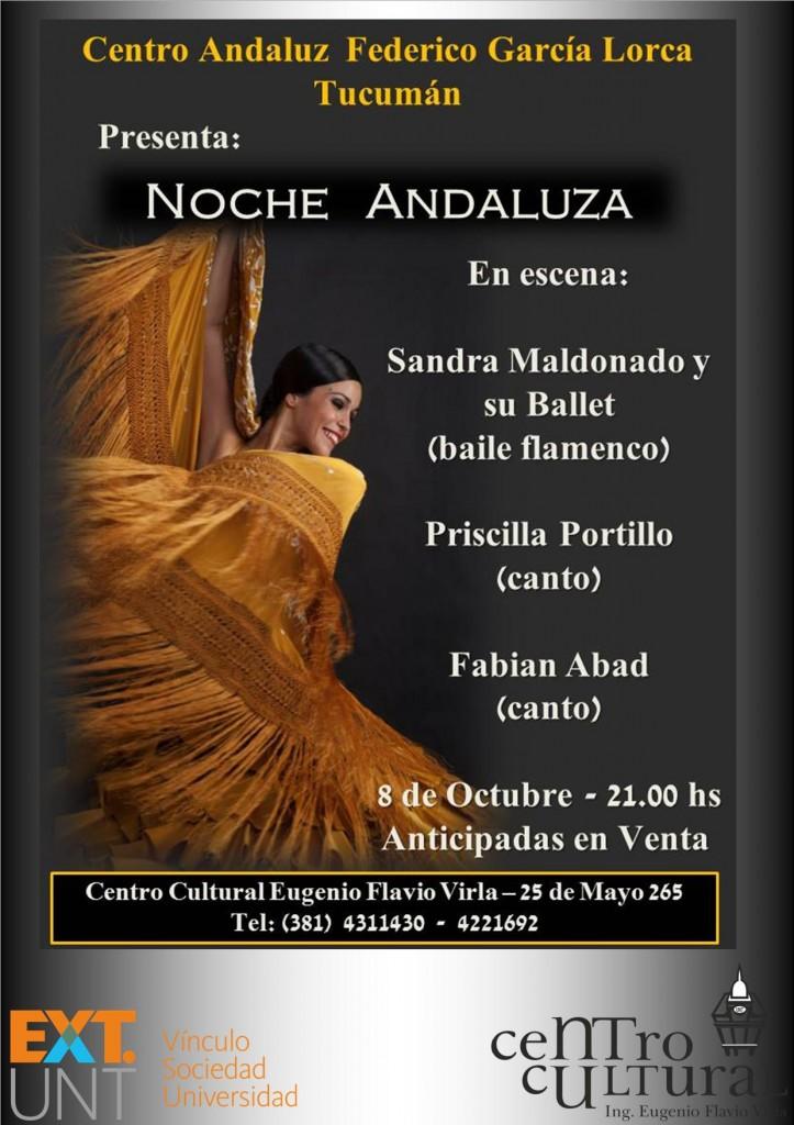 flyer andaluz