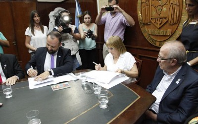La UNT incorpora la marca Tucumán a su producción editorial