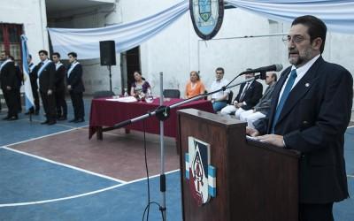 FIN DE AÑO LECTIVO , INAGURACION DE BIBLIOTECA EN INSTITUTO TECNICO 5 -FOTOGRAFIA JOSE SALDIAS