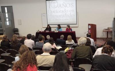10 años del Doctorado en Humanidades