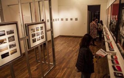 BIENALSUR 1a edición en el MUNT Fotografía José Saldías