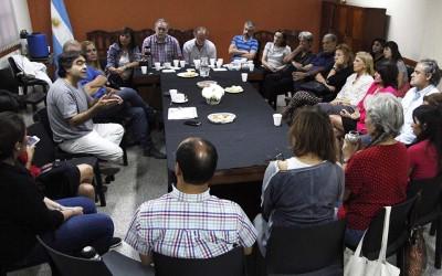 CONFERENCIA DE DIEGO TATIAN - FILOSOFO 1