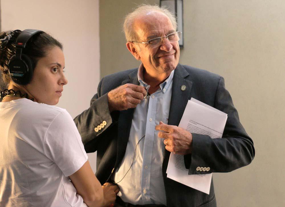 García en Entrevista para web