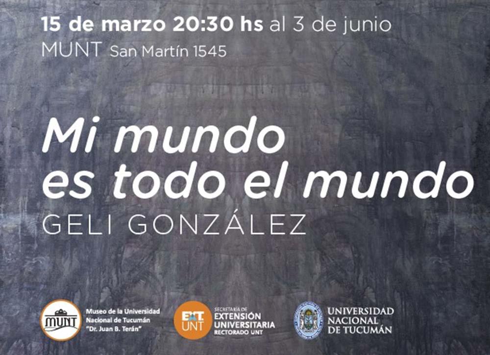 Muestra de Geli González