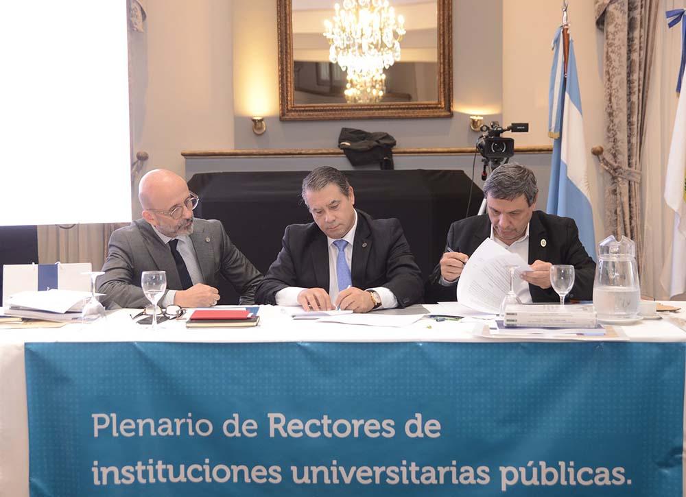 Plenario CIN nuevas autoridades foto CIN