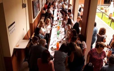 Agasajo Mujeres de la Facultad de Medicina foto Prensa Medicina