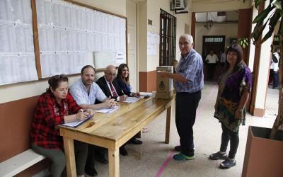 VOTACION NO DOCENTE