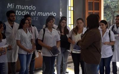 Visita guiada Cátedra de Obstetricia Facultad de medicina