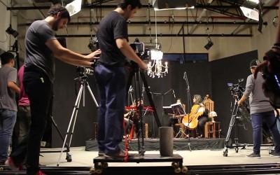 Musica en Pantalla - Principal