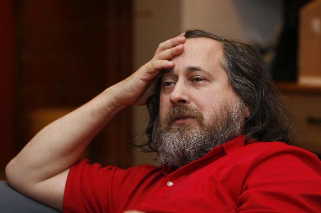 Richard_Stallman_Foto Portal Linux