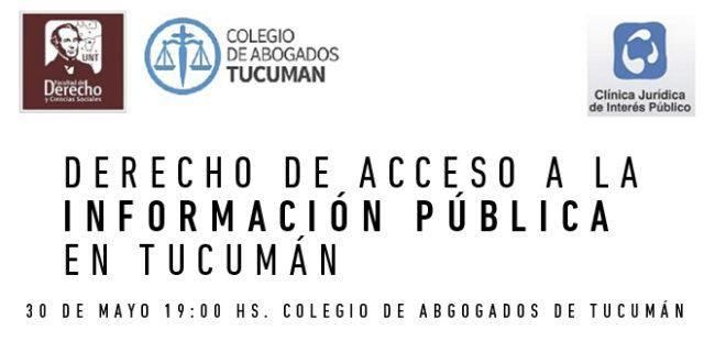 jornada derecho a la información pública