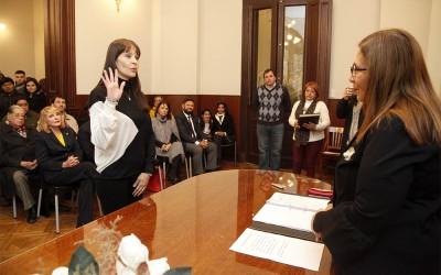 jura de secretarios de en facultad de derecho