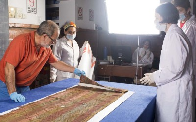 Registro Digitalización Texties Arqueológicos IAM 30-03 a 20-0