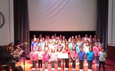 Coro Niños y Jóvenes Cantores Foto SEUNT